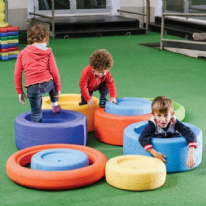 Play Tyres Set of 10
